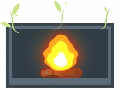 Cheminée écologie